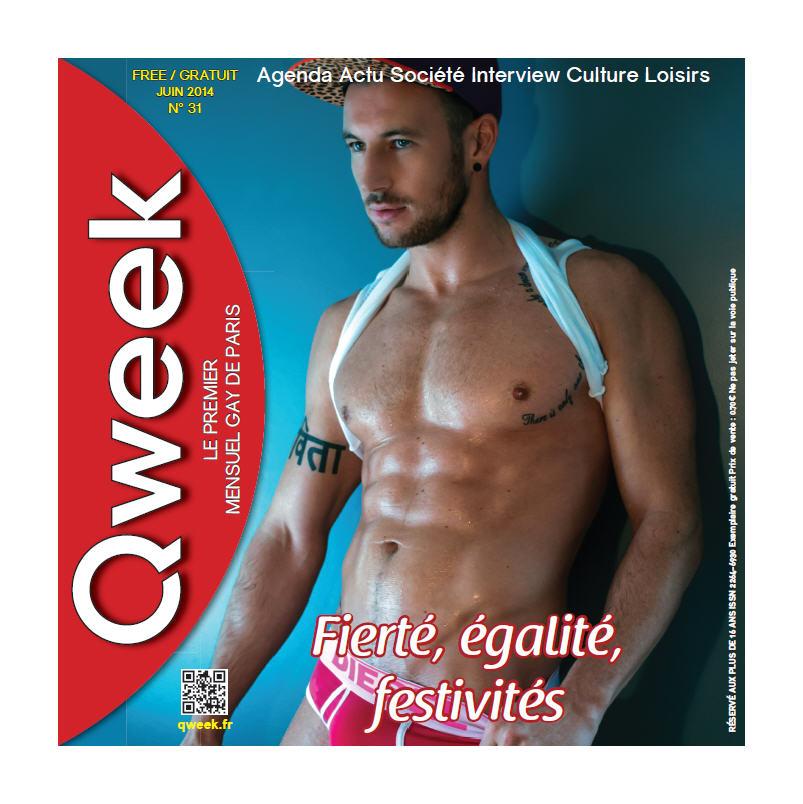 Qweek n° 31