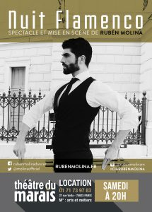 Nuit Flamenco - Rubén Molina