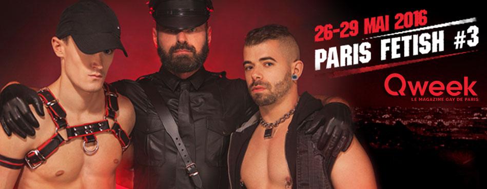QWEEK le magazine gay de Paris