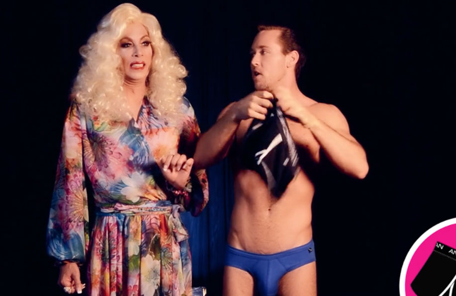 soiree dans paris gay porn on stage