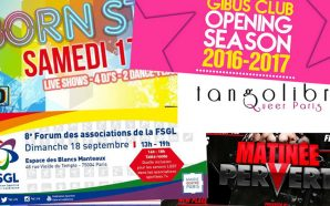 Où sortir à Paris ce week-end avec GayPers.fr #4