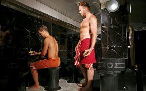 Les Vapeurs d'Orient, un nouveau hammam/sauna à Paris