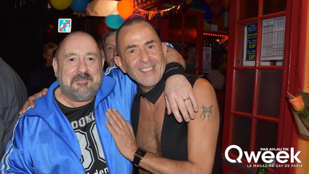 Un des plus anciens sexshops gay du Marais
