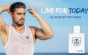 «Le Jour», le nouveau parfum TOF Paris de l'été