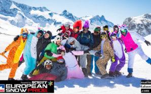 European Snow Pride : une avalanche de nouveautés au programme…