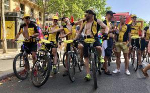 Les Dérailleurs, le club de vélo LGBT+ où il fait…