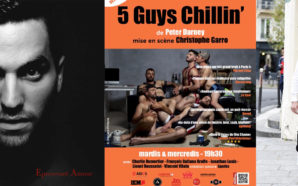"La star de ""5 guys chillin"", Jonathan Louis, déclare son…"