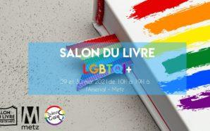 salon du livre LGBTQI+