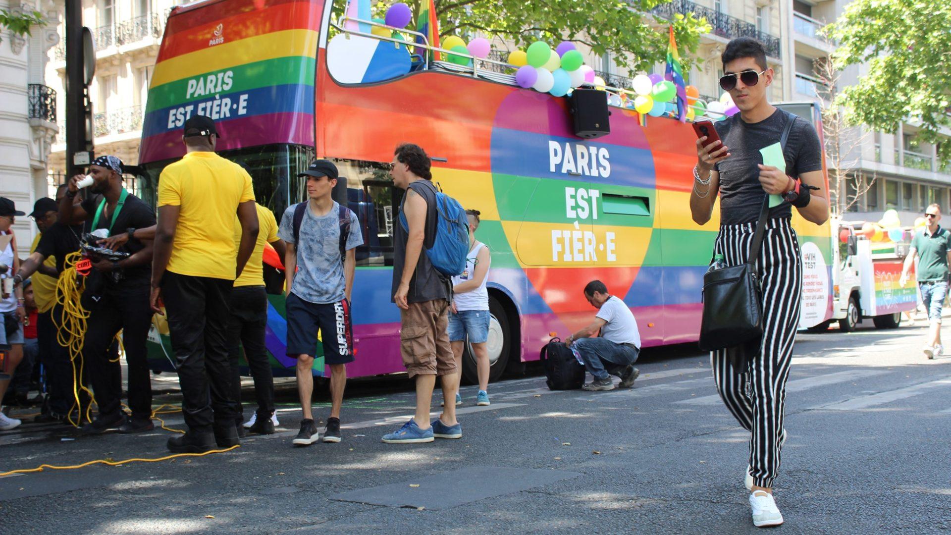 Fiertés LGBTQI+