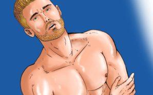 L'artiste TonySonicTheOne déshabille l'homme dans ses créations