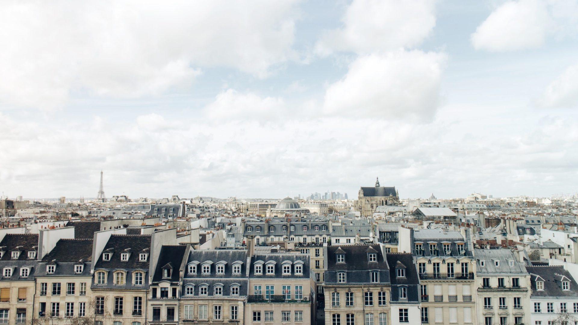 Paris gay village